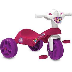 Triciclo Princesas Tico Tico Brinq. Bandeirante