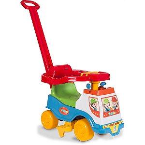 Veiculo Para Bebe Totoka Plus Menino Cardoso Toys