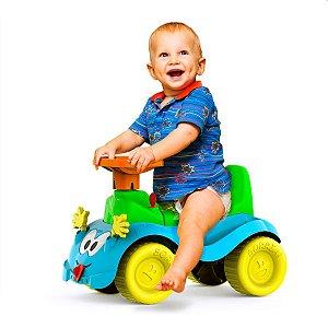 Veiculo Para Bebe Totokinha Bolinha Menino Cardoso Toys