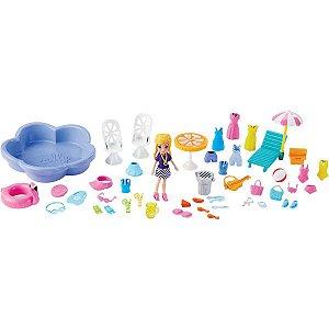 Polly Festa Na Piscina Mattel