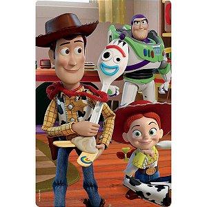 Quebra-Cabeca Cartonado Toy Story 4 100Pcs Toyster