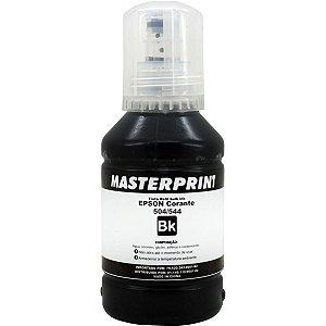 Refil De Tinta Epson Comp. 504/544 Preto 127Ml Masterprint