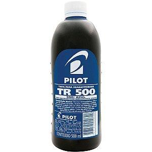 Tinta Marcador Permanente Reabastecedor 500Ml Azul Pilot
