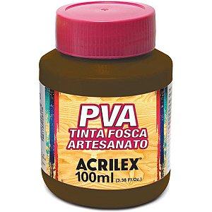 Tinta Pva Sepia 100Ml. Acrilex