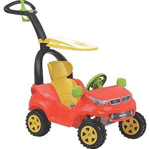 Veiculo Para Bebe Push Baby Easy Ride Vermelho Biemme