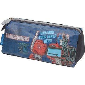 Estojo Pvc Transformers Optimus Mecanic Pacific