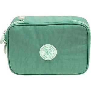 Estojo Pvc Trendy Box Verde Agua Xeryus
