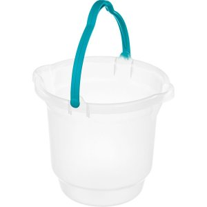 Acessório Para Casa Balde Plástico 15L Hydrus Sanremo