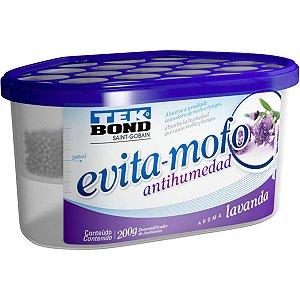 Acessório Para Casa Evita Mofo 200Gr. Lavanda Tekbond