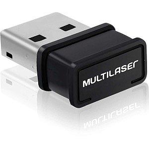 Adaptador Wireless Usb N 150 Mbps Multilaser