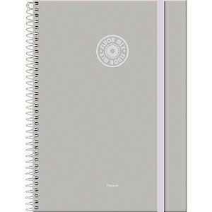 Agenda Permanente Flúor Mix Soft Planner 96Fls. Foroni