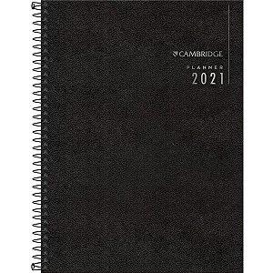 Agenda Tilibra 2021 Cambridge Planner Espiral 100F Tilibra