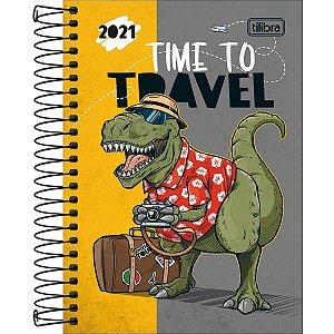 Agenda Tilibra 2021 Raptor Cd 176Fls. Tilibra