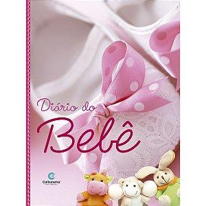 Álbum Do Bebê Menina 32Pgs 21,5X28,5Cm. Culturama