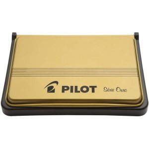 Almofada Carimbo N.2 Preta Pilot