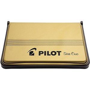 Almofada Carimbo N.3 Preta Pilot