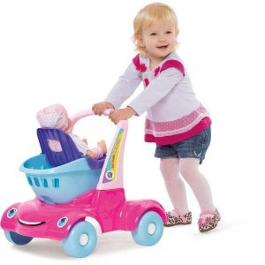 Andador Bebê Passeio Supermercado Merco Toys