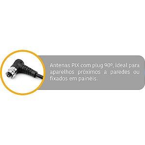 Antena Para Tv Interna/externa Hdtv Digital Santana Centro
