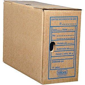 Arquivo Morto Papelão 34X13,3X24Cm 428G Tradicional Tilibra
