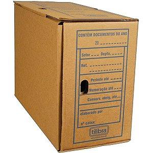 Arquivo Morto Papelão 40,5X18X29,2Cm 428G Jumbo Tilibra