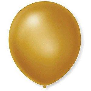 Balão Cintilante N.070 Ouro São Roque