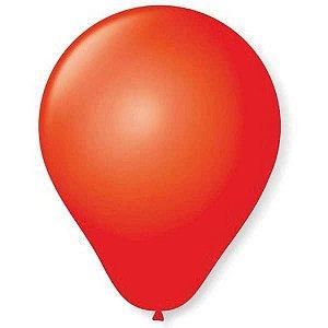 Balão Classic N.065 Vermelho São Roque