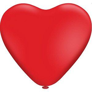 Balão Coração N.150 Coração Vermelho Riberball