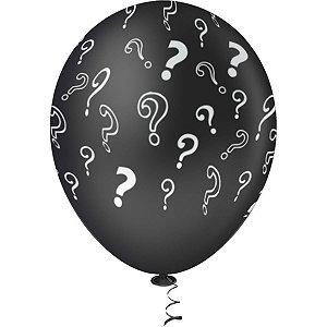 Balão Decorado N.010 Revelacao Riberball