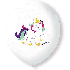 Balão Decorado N.090 Unicornio Baby São Roque