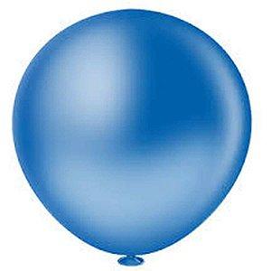 Balão Gigante N.250 Azul Escuro Riberball