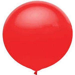 Balão Gigante N.250 Vermelho Riberball