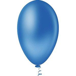 Balão Gran Festa N.065 Azul Escuro Riberball