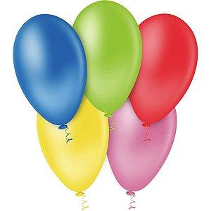 Balão Gran Festa N.065 Misto Sortido Riberball
