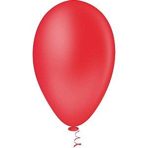Balão Gran Festa N.065 Vermelho Riberball