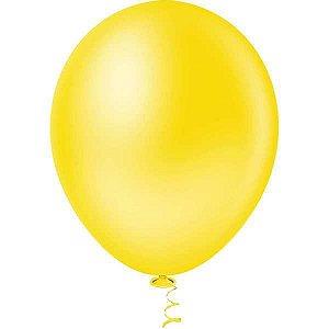 Balão Gran Festa N.090 Amarelo Riberball