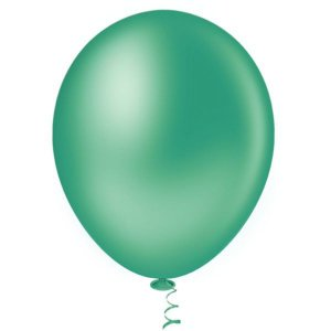 Balão Gran Festa N.090 Verde Escuro Riberball