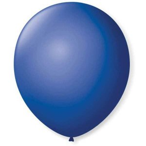 Balão Imperial N.070 Azul Cobalto São Roque