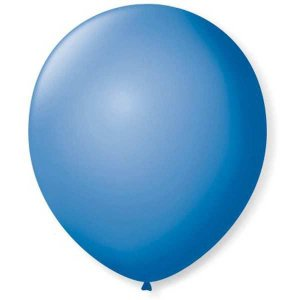 Balão Imperial N.070 Azul Turquesa São Roque