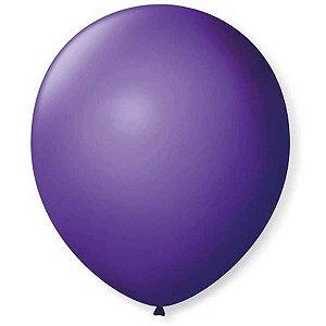 Balão Imperial N.070 Roxo Uva São Roque