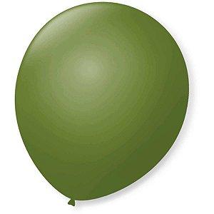 Balão Imperial N.070 Verde Militar São Roque