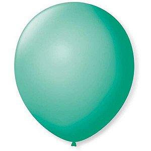 Balão Imperial N.070 Verde Thifany São Roque