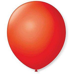 Balão Imperial N.070 Vermelho Quente São Roque