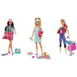 Barbie Barbie Dia De Spa Mattel