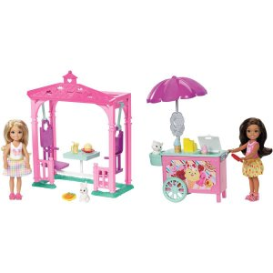 Barbie Family Conjuntos Da Chelsea Mattel