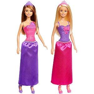 Barbie Fan Sort Princesas Basicas Mattel