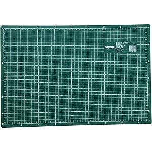 Base Para Corte A2 59X42Cm Verde Kit
