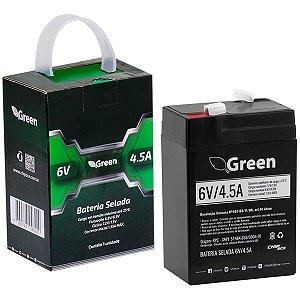 Bateria Selada 6V 4.5A Santana Centro