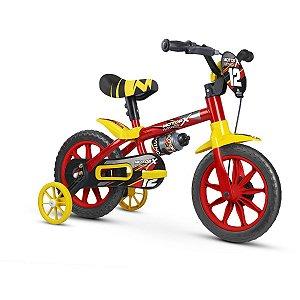 Bicicleta Aro 12 Motor X Selim Pu Nathor