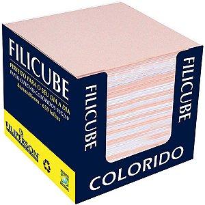 Bloco Para Recado Filicube 8X8Cm.2 Cores Filiperson