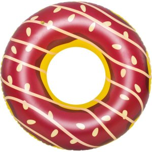 Boia Inflável Donuts Redonda 110X30Cm. Jilong